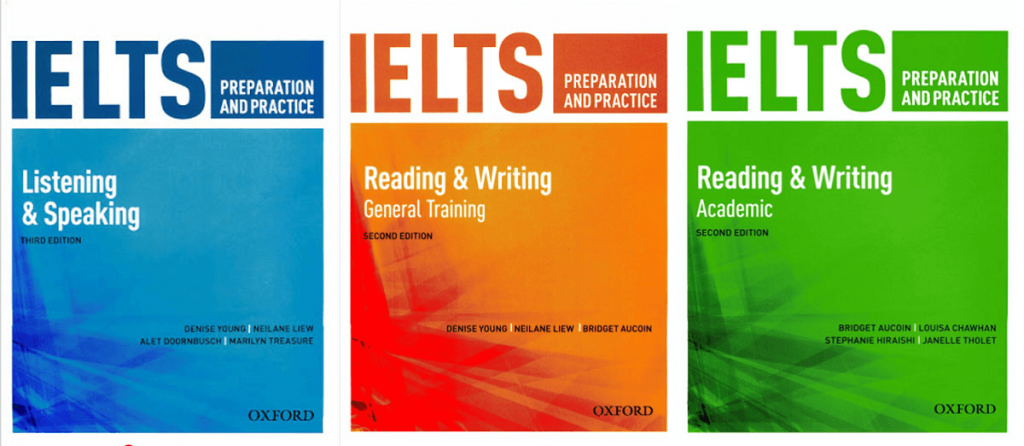 bo giao trinh how to prepare for IELTS