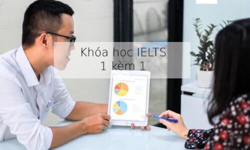 Review Khóa học luyện thi IELTS 1 kèm 1 tại TPHCM