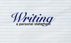 Cách viết Personal Statement xin học bổng