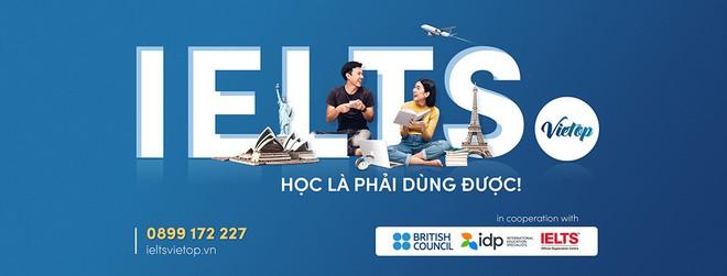Thông tin IELTS Vietop - Trung tâm luyện thi IELTS uy tín TP.HCM
