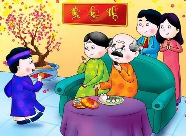 Những câu chúc tết hay và ý nghĩa cho gia đình