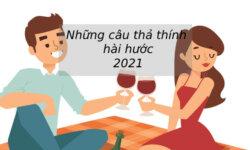 Những câu thả thính nhẹ nhàng 2021