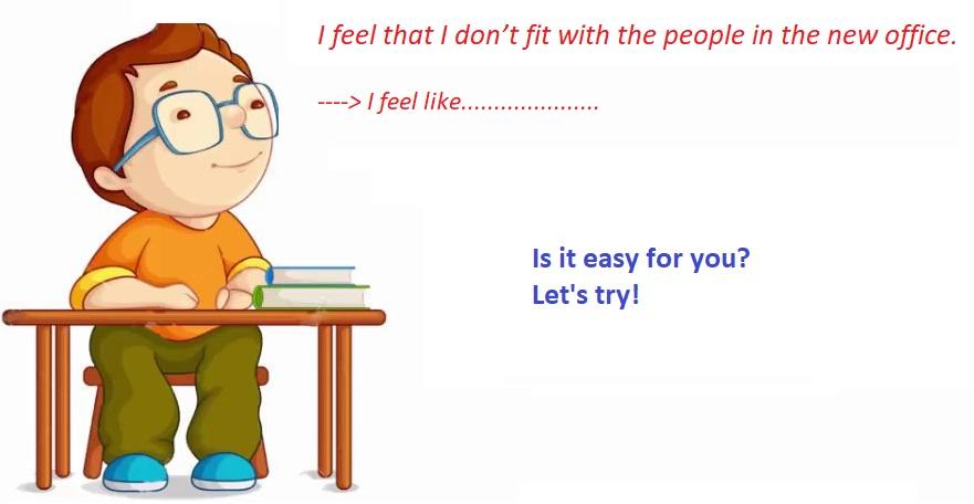 Cách viết lại câu trong tiếng Anh