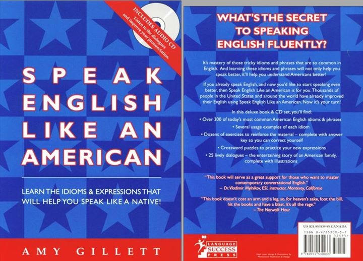 Giáo trình Speak English like an American