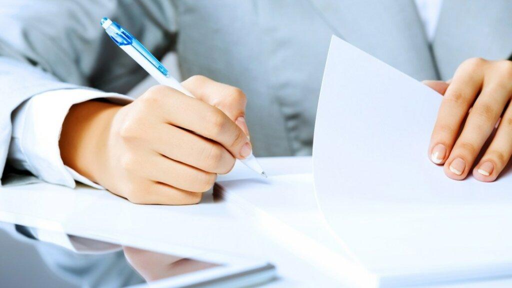 Lưu ý khi viết giấy ủy quyền tiếng Anh