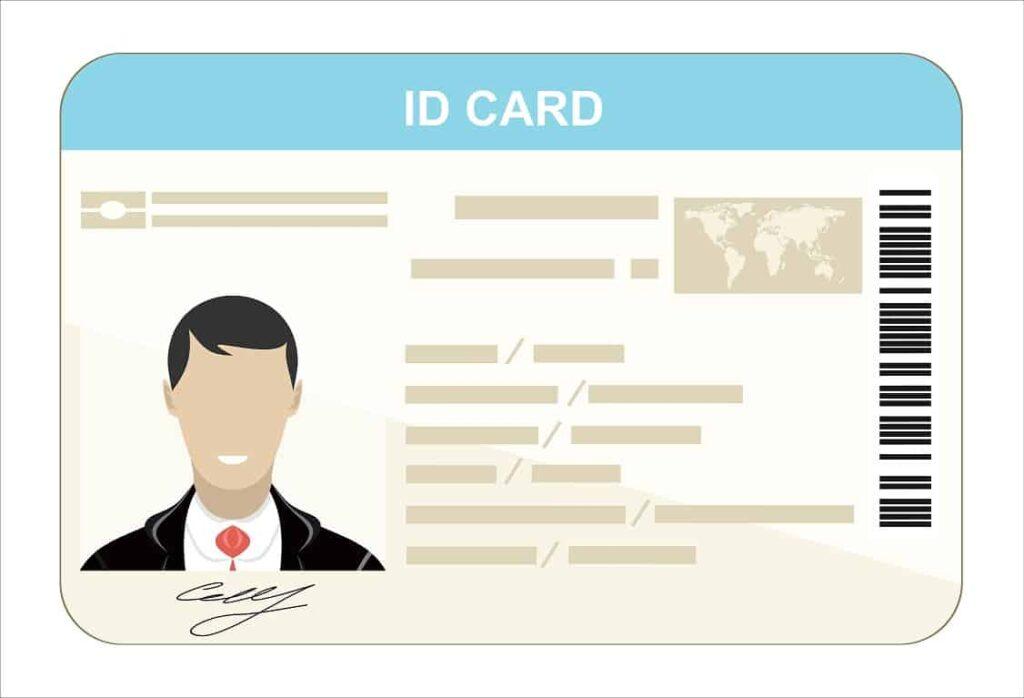 Chứng minh nhân dân tiếng Anh - Identity Card.
