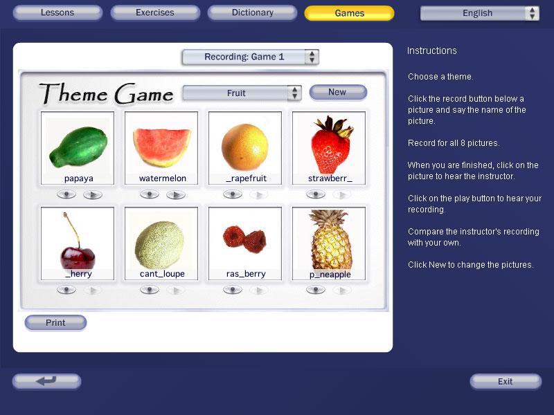 Phần mềm phát âm tiếng Anh với Pronunciation Power