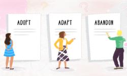 Adopt là gì? – Sự khác biệt giữa Adopt và Adapt trong tiếng Anh