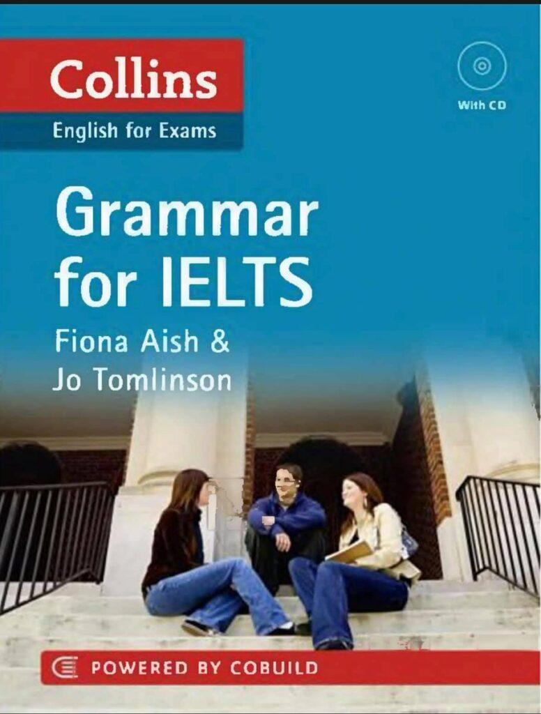 Book Grammar for IELTS