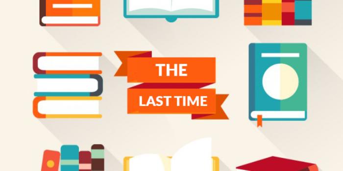 Bài tập về cấu trúc The last time