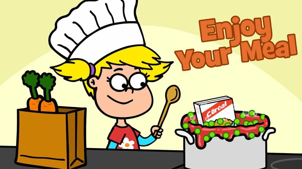 Chúc ngon miệng với cụm ''enjoy your meal''
