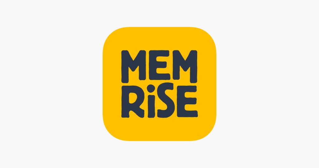 Ứng dụng flashcard tiếng Anh Memrise.