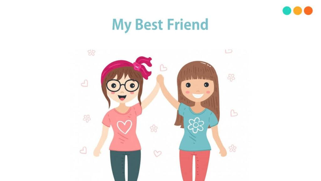 Bài viết mẫu My best friend