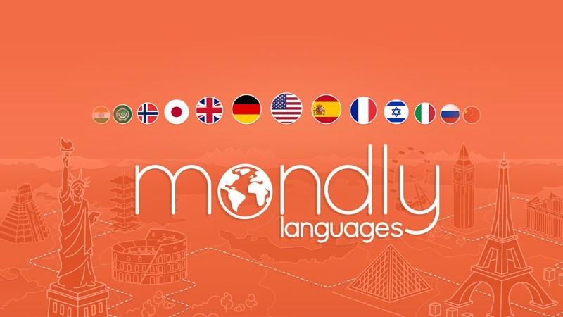 Ứng dụng Mondly
