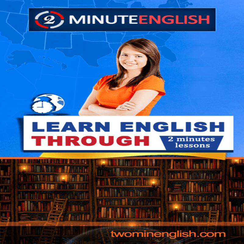 Phần mềm luyện nghe tiếng Anh Two minute English