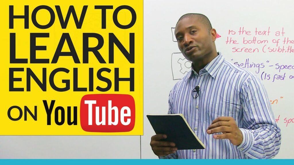 Phần mềm luyện nghe tiếng Anh Youtube