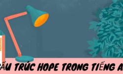 Cách dùng cấu trúc Hope trong tiếng Anh có bài tập chi tiết
