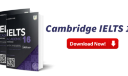 Download trọn bộ Cambridge IELTS 16 PDF + Audio miễn phí