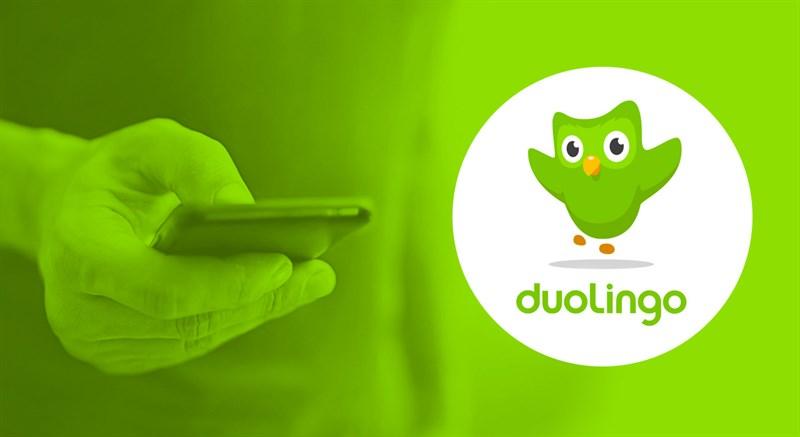 Ứng dụng Duolingo