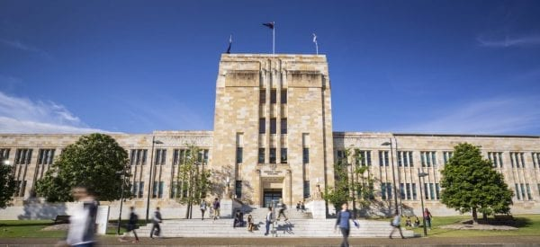 The University of Queensland (UQ)