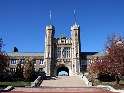 Học bổng Annika Rodriguez của Washington University in St. Louis